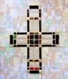 Das weiße Kreuz Parament