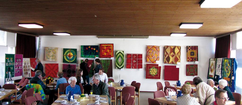 St. Lukas: Gemeindebrief II-2012 - Patchwork Paramente von Silke Liersch