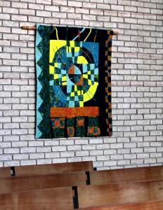 St. Lukas: Gemeindebrief III-2011 - Patchwork Parament Silke Liersch