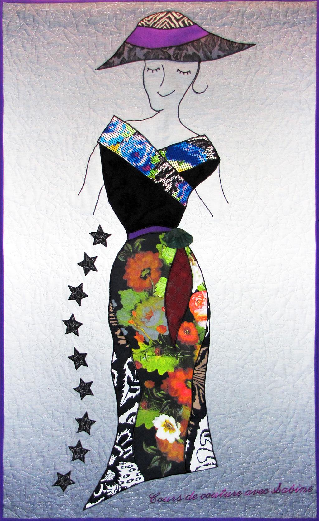 Cours de couture avec Sabine