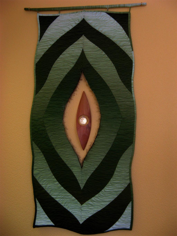 Palmenblatt Patchwork