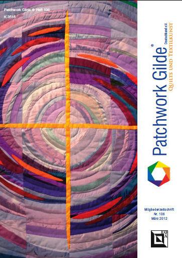 Patchwork Gilde: Mitgliederzeitung I - 2a012 - Begegnungen mit Paramenten, Silke Liersch