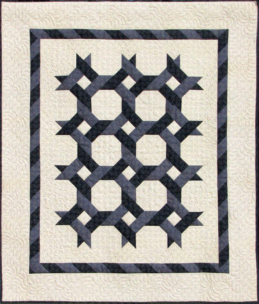 Around the Twist Quilt - Silke Liersch