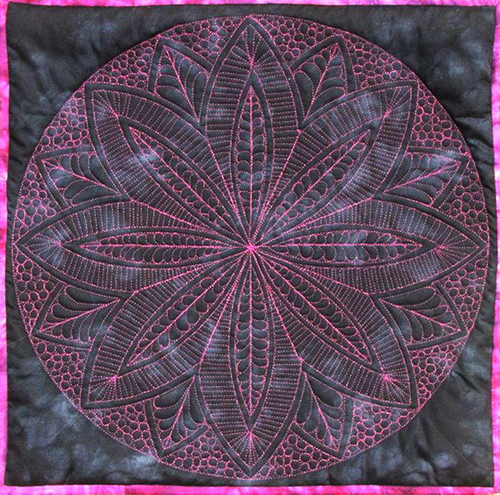 Mandala 1 - Quilt